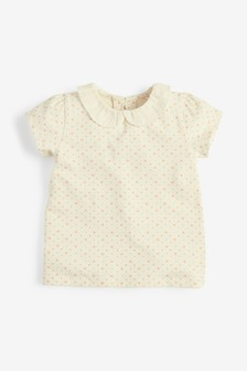Short Sleeve Collar T-Shirt (3mths-7yrs)