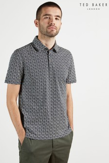 Ted Baker Tdawg Printed T Polo