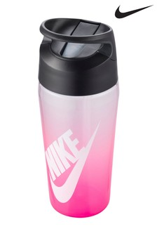 Nike Pink Fade 16oz Hypercharge Water Bottle
