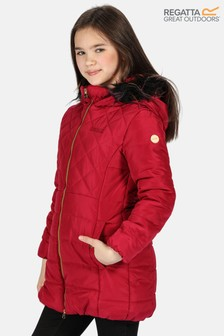 Regatta Pink Bernadine Insulated Coat