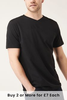 a2fcc42add90 V Neck T-Shirts for Men