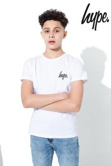 Hype. Mini Script Kids T-Shirt