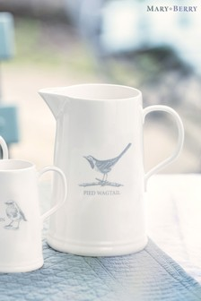 Mary Berry Garden Pied Wagtail Large Jug