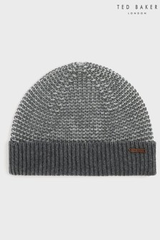 Ted Baker Chair Two Tone Knitted Beanie