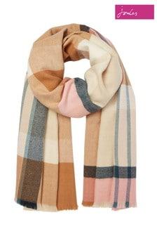 Joules Berkley ソフトハンドル長方形スカーフ