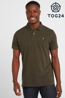 Tog 24 Green Percy Mens Polo