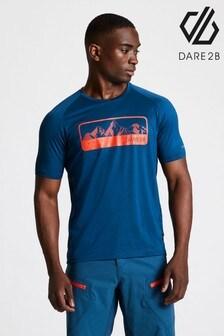 Dare 2b Blue Righteous Lightweight T-Shirt
