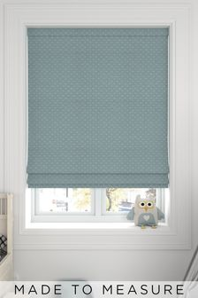 Leta Seafoam Green Made To Measure Roman Blind