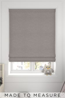 Leta Wicker Natural Made To Measure Roman Blind