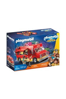 Playmobil® 70075 PLAYMOBIL: THE MOVIE Dels Food Truck