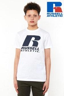 Russell Athletics Logo Hoody