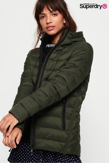 Superdry Eclipse Hooded Fuji Jacket