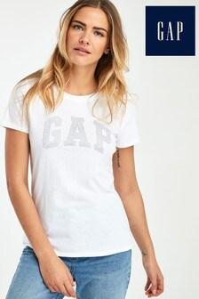 Gap White Shine T-Shirt