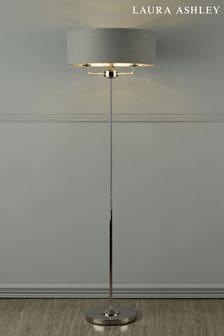 Chrome Sorrento 3 Light Floor Lamp
