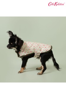 Washable Provence Rose Wax Coated Small/Medium Dog Coat by Cath Kidston®