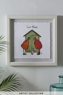 Artist Collection Love Shack by Sam Toft Framed