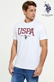 U.S. Polo Assn. Logo T-Shirt