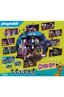 Playmobil® 70361 Scooby Doo! Mystery Mansion