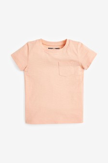 Plain T-Shirt (3mths-7yrs)