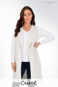Buy Women's Casual Knitwear Natural Cardigans from the Next