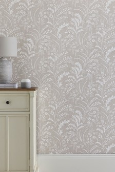 Paste the Wall Country Sprig Wallpaper