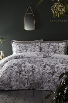 Appletree Eden Duvet Cover and Pillowcase Set