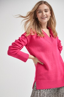 V-Neck Comfort Jumper