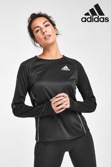 adidas Reflective Long Sleeved T-Shirt