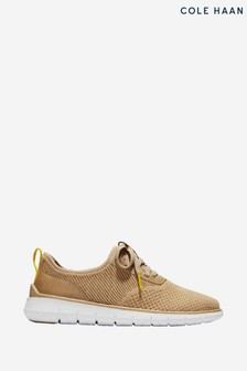 Cole Haan Cream Generation Zerogrand Slip-On Trainers