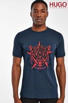 HUGO Diete Berlin Bear T-Shirt