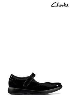 Clarks Black Etch Craft K Shoes