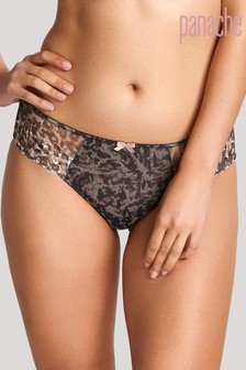 Panache Animal Choc Tiana Briefs