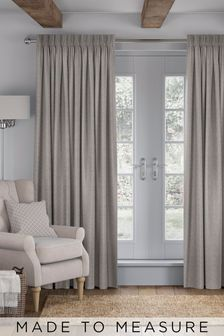 Galton Mole Grey Made To Measure Curtains