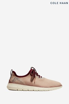 Cole Haan Pink Generation Zerogrand Slip-On Trainers