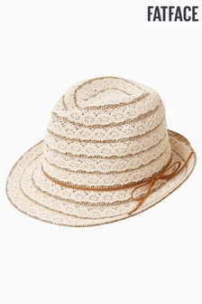 FatFace Natural Lace Trilby