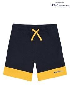Ben Sherman Block Sweat Shorts