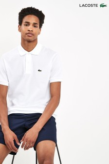 bc2f7149400f9 Lacoste Tops For Men | Lacoste Polo Shirts & T Shirts | Next UK