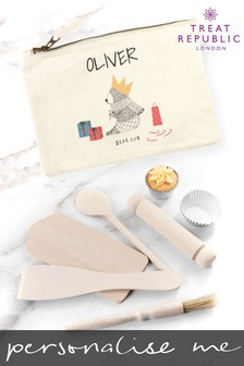 Personalised Baking Set by Treat Republic
