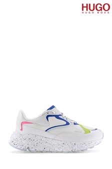 HUGO White Horizon Trainers