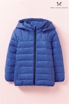 Crew Clothing Company Blue Jacket