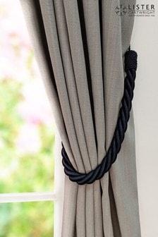 Lister Cartwright Rope Tie Backs