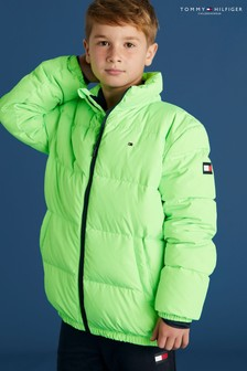 Tommy Hilfiger Neon Down Padded Jacket