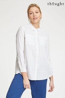 Thought White Anetta Shirt
