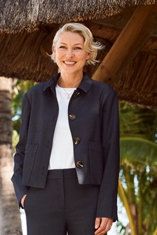 Emma Willis Cropped Jacket