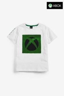 Koszulka z cekinami Xbox (3-16 lat)