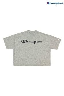 Champion Grey Crop Top