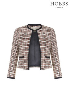 Hobbs Orange Gianna Jacket