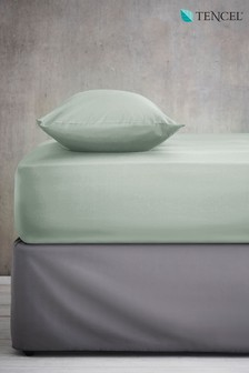 Set of 2 Cool Touch TENCEL™ Blend Deep Fitted Pillowcases