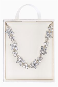 Flower Effect Necklace