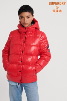 Superdry High Shine Toya Jacket